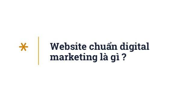Thiết Kế Web Chuẩn Digital Marketing Slide 3