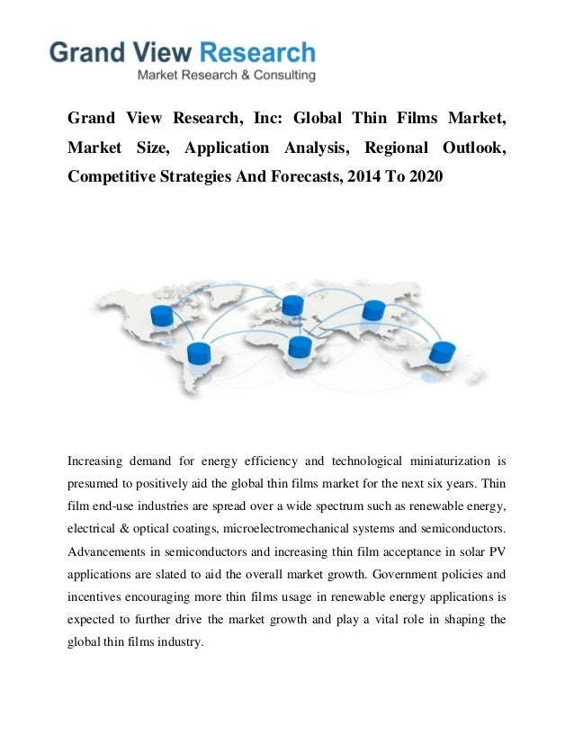 Research papers on thin films