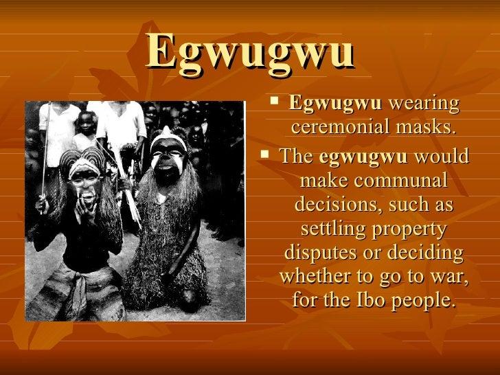 egwugwu
