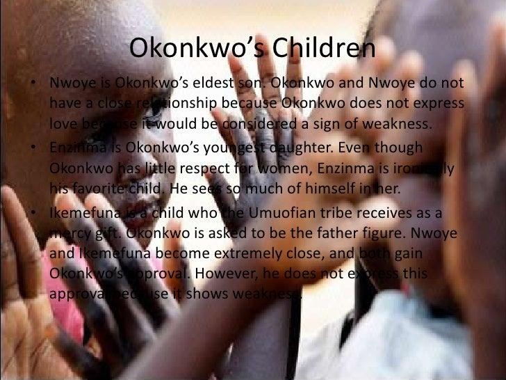 okonkwo and unoka relationship poems
