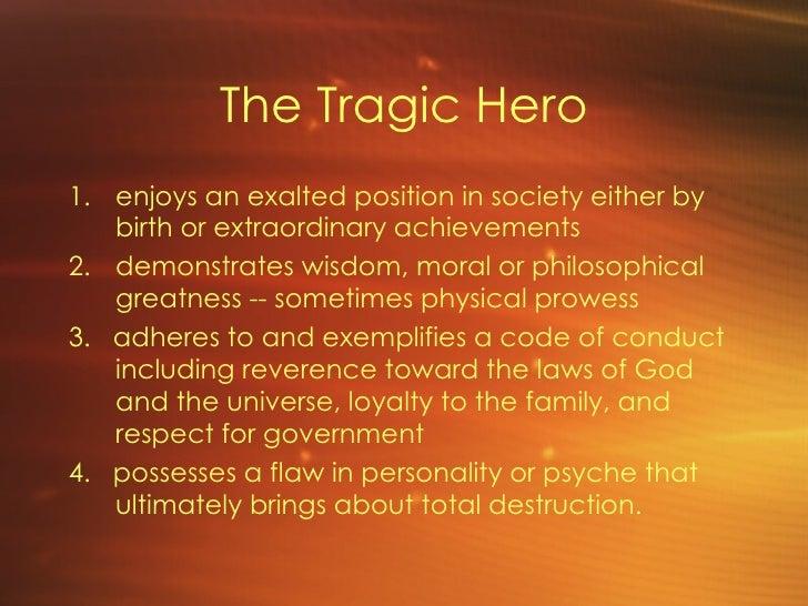essay on okonkwo as a tragic hero