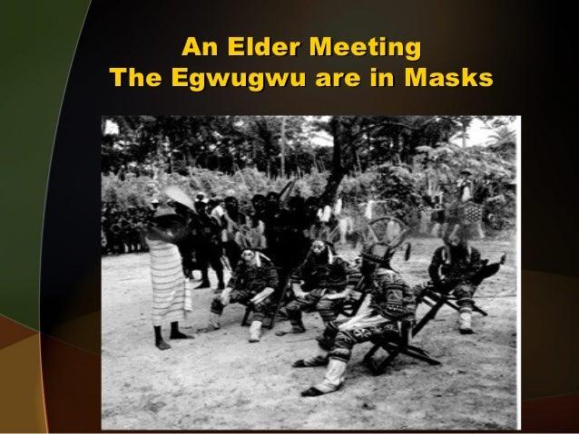 egwugwu ceremony