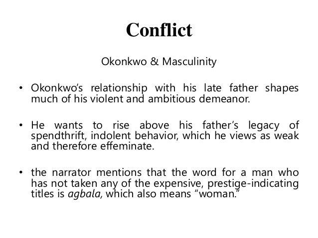 things fall apart okonkwo and obierika relationship