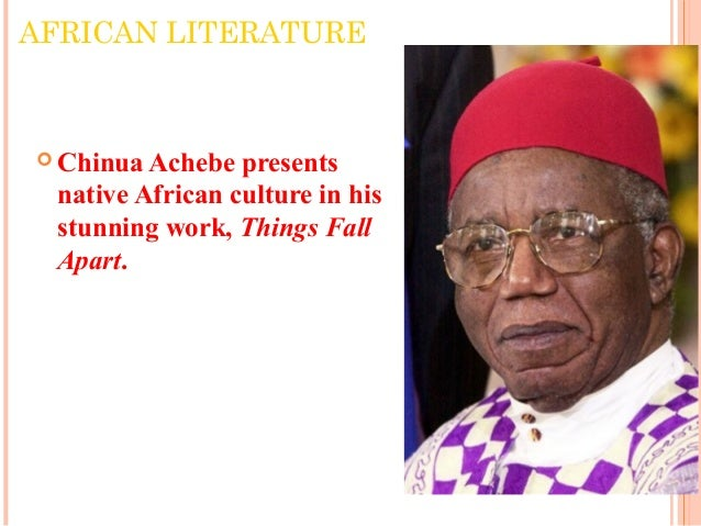 an analysis of the things fall apart a post colonial novel by chinua achebe Chinua achebe's anti-colonial novels are still relevant today  his seminal work,  things fall apart, was the first in an african trilogy that set about  as an african  arab growing up in post-colonial east africa, i had not read before an indigenous  interpretation of regional history that wasn't either a non-critical.
