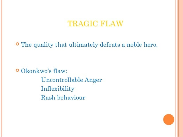 things fall apart okonkwo tragic hero essay