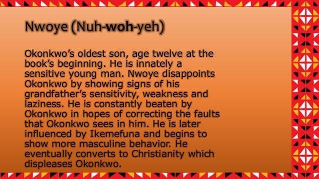 nwoye quotes