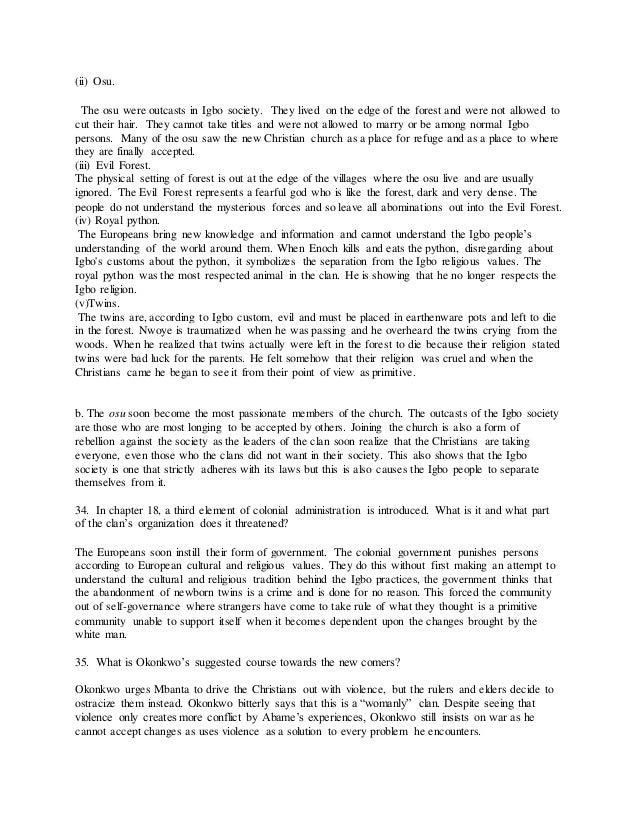 AP English Notes