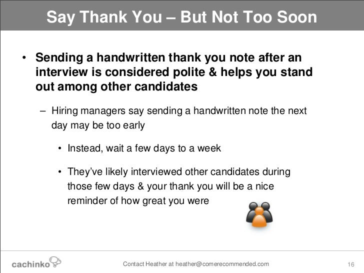things recruiters hiring managers won t tell you