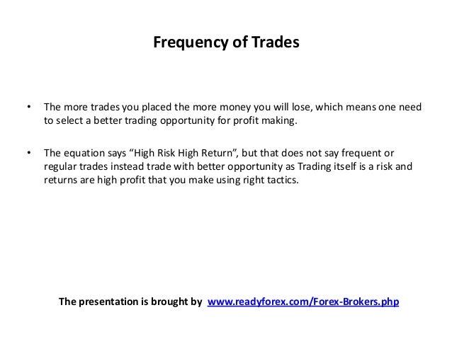 Forex 4 you broker