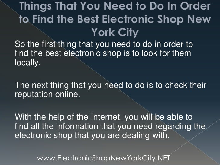 Things that you need to do in order to find the best for Thing to do new york