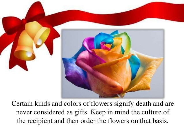 Things To Consider While Choosing Flowers As Gift Items