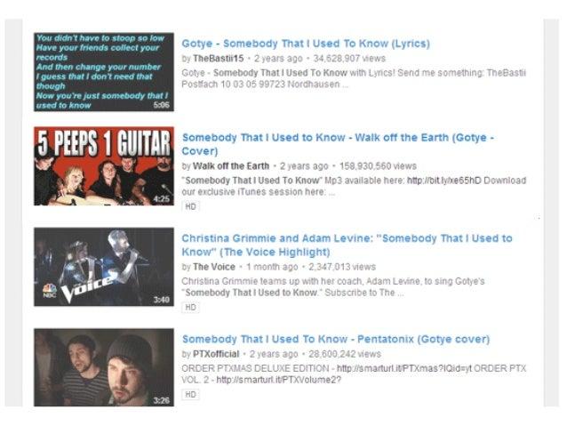 The youtube description is fodder