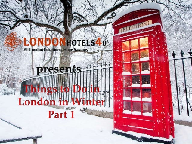 Visiting London in winter may not seem an obvious choice but there's a special charm about London winters that prompts tou...