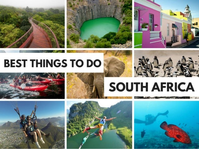 21 Best Things To Do In South Africa