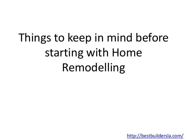 Home Remodeling Contractors Los Angeles - Home remodeling contractors los angeles