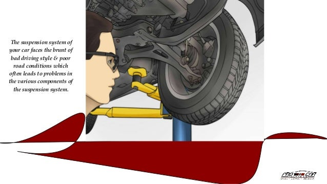 Things To Know About The 3 Most Important Parts Of The Suspension Sys