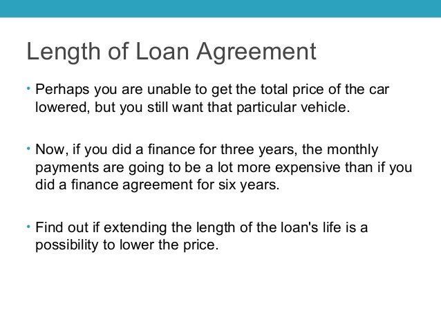 How To Get Your Car Loan Lowered