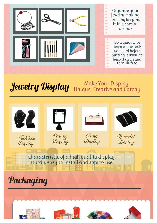 4 Things You Need to Jump-start Your Jewelry Business [INFOGRAPHIC] Slide 2