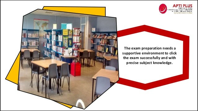 The exam preparation needs a supportive environment to click the exam successfully and with precise subject knowledge.