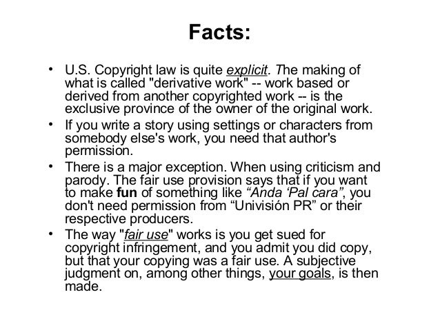 things you should know about copyrights quiz