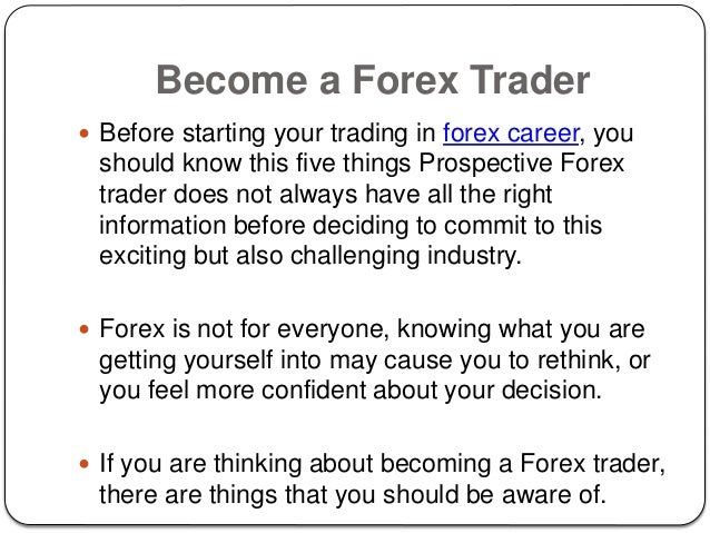 10 Reasons Why You Should (and Shouldn't) Forex - My Trading Skills