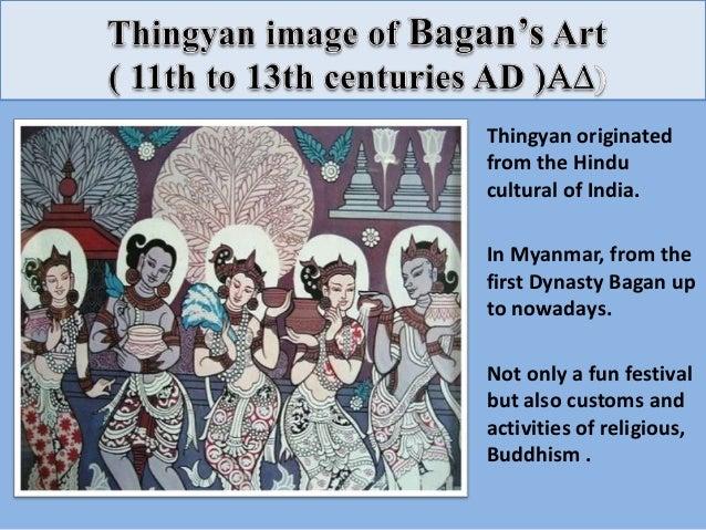 myanmar water festival history