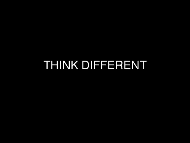 Think Different: The toolkit for better startup ideas. Slide 3