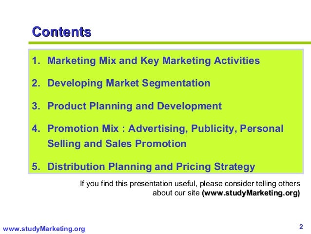 sales development and merchandising essay In my opinion, branding and marketing, and sales, are more intimately  connected than  it should influence product development, but it does not  address the.
