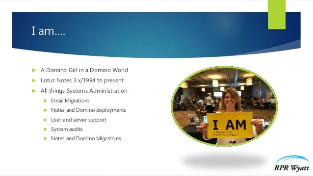 Domino V10 and How to Get There - IBM Think 2019 Slide 2