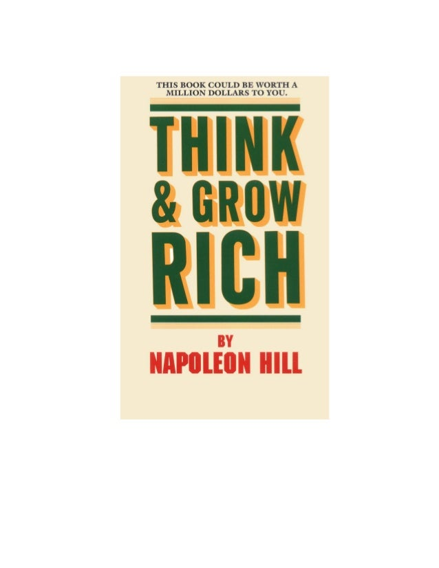 """FOREWORD """"Whatever your mind can conceive and believe it can achieve."""" - Napoleon Hill   American born Napoleon Hill is co..."""