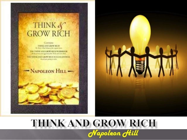 napolean think and grow rich pdf