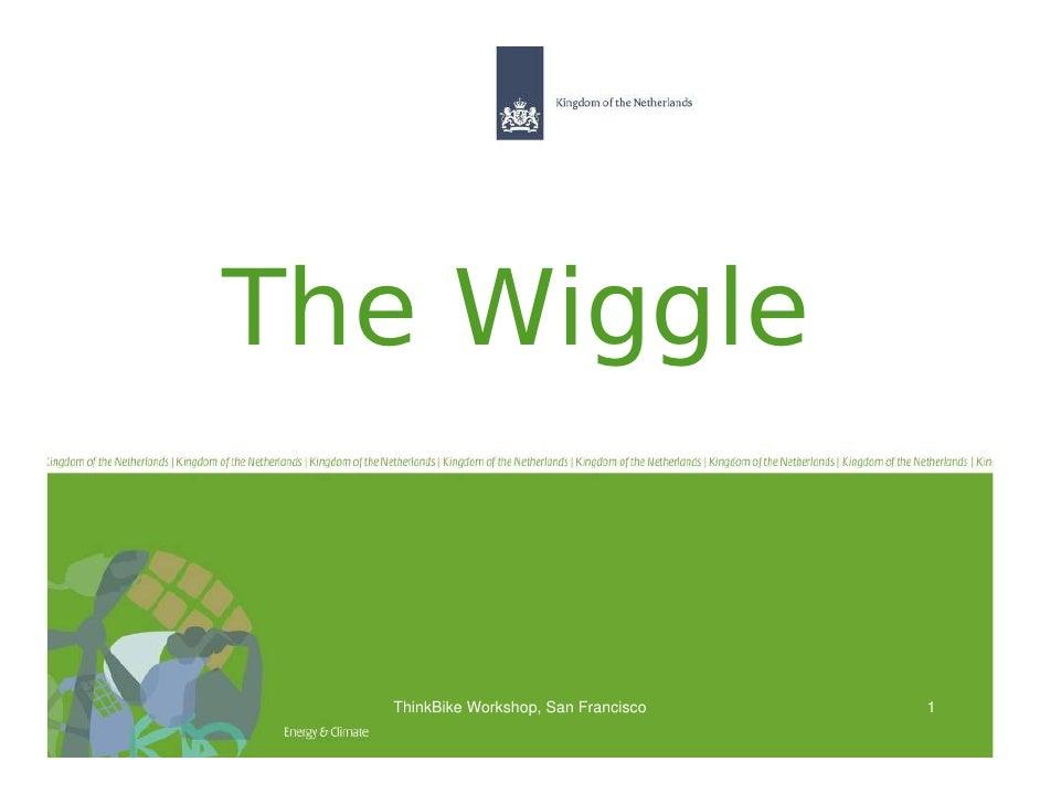 The Wiggle  ThinkBike Workshop, San Francisco   1