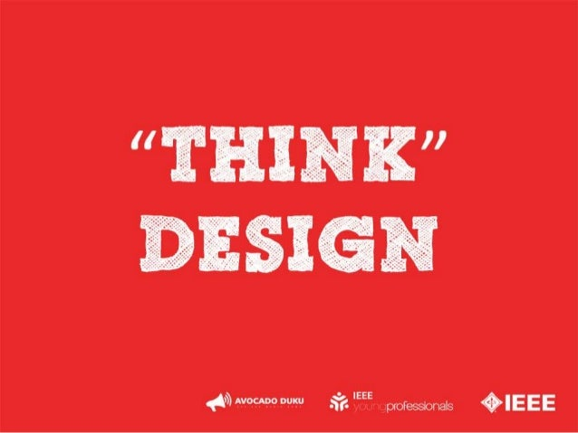 Design is about Future