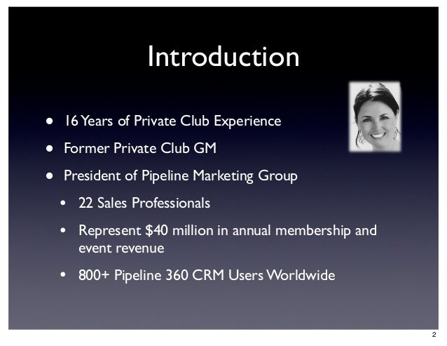 Think Different - What Private Clubs Can Learn from Apple's Marketing Philosophy Slide 2