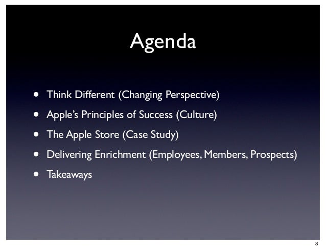 Think Different - What Private Clubs Can Learn from Apple's Marketing Philosophy Slide 3