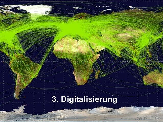 3. Digitalisierung