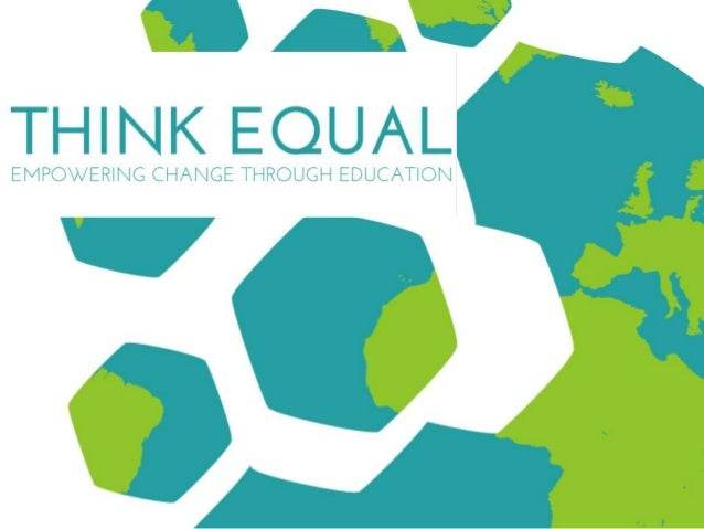 Think Equal: A model for Value-based- Education in the Early Years National Study on Value-based Education