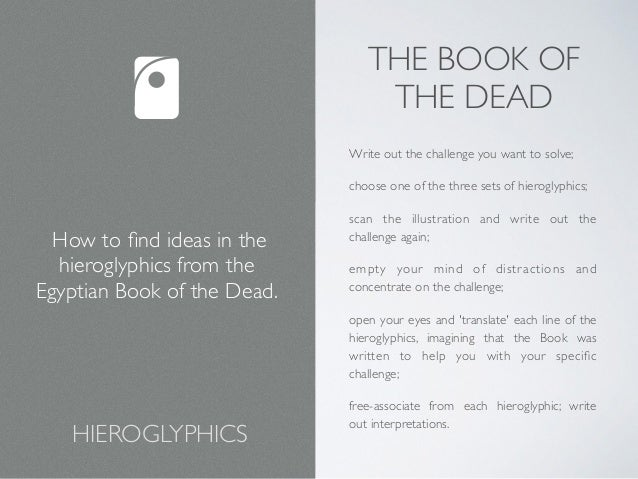 Summary Book of the Dead
