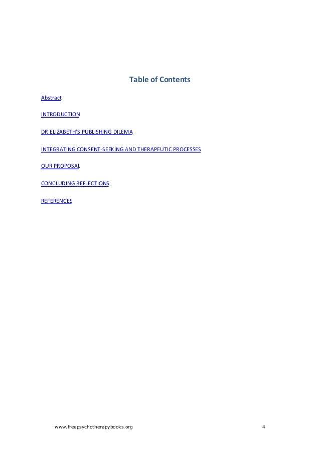 ThinkingaboutPublishing? OnSeekingPatientConsenttoPublishCaseMaterial1 ChristopherClulow,ErnestWallwork,and...
