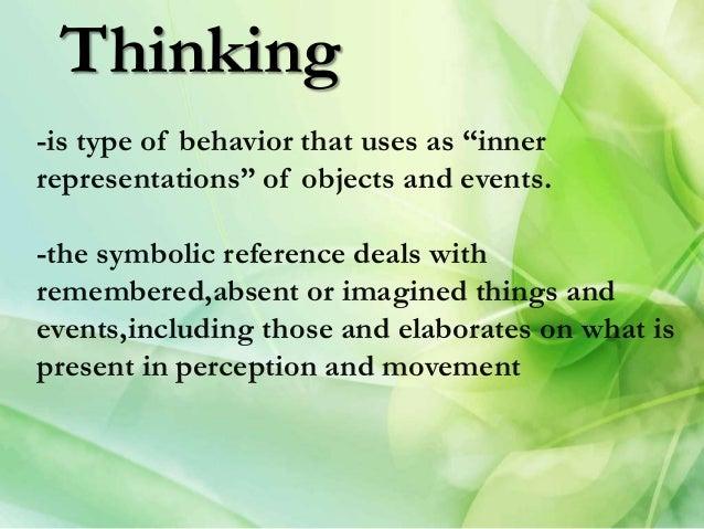 PSYCHOLOGY-Thinking and Problem Solving Slide 3