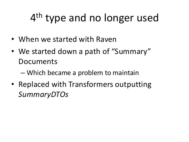 Deploying Indexes/Transformers