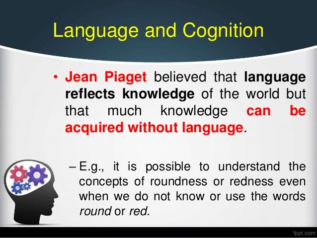 a study on thinking language and intelligence Whether you learn a second language in infancy, or later on, the process may benefit your thinking skills, a new study finds learning a new language at any age helps the brain.