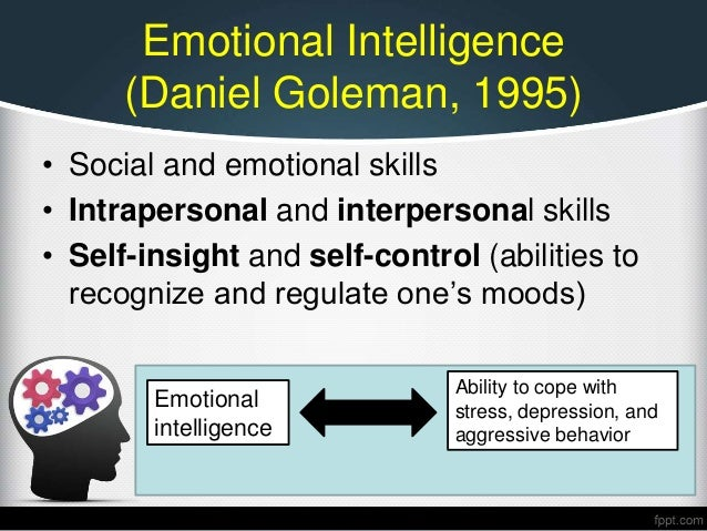 emotional intelligence 9 essay Human resource management - emotional intelligence: communication effectiveness mediates the relationship between stress management.