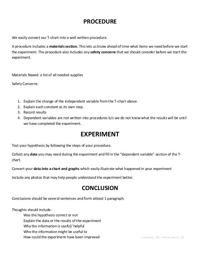 experiment set up And, because an experiment is often an intrusion, you are to some extent setting up an artificial situation so that you can assess your causal relationship with high internal validity if so, then you are limiting the degree to which you can generalize your results to real contexts where you haven't set up an experiment.