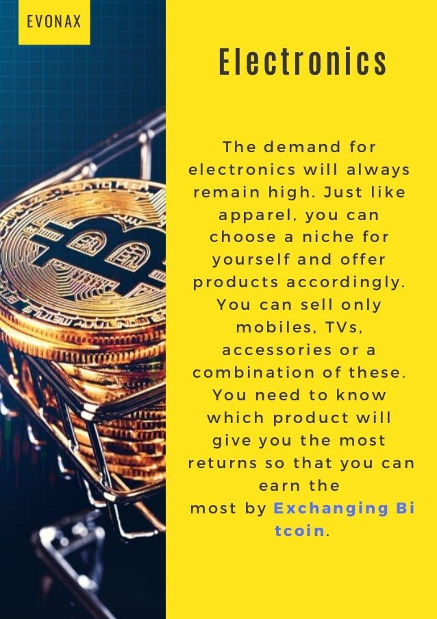 Thinking of dropshipping products accepting bitcoin will make your e…