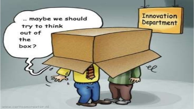 7 Ways to Think out of the Box | Present Better