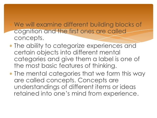 Thinking presentation Slide 3