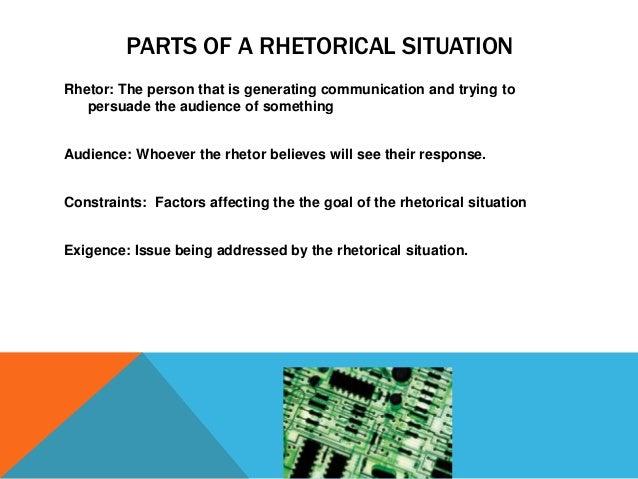 rhetorical thinking