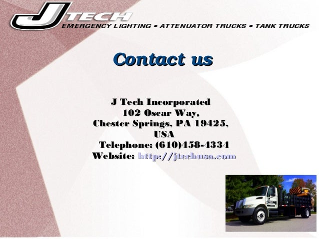 ... 10. Contact usContact us J Tech ...  sc 1 st  SlideShare & Thinking Road Crew Safety? Think Scorpion Parts azcodes.com