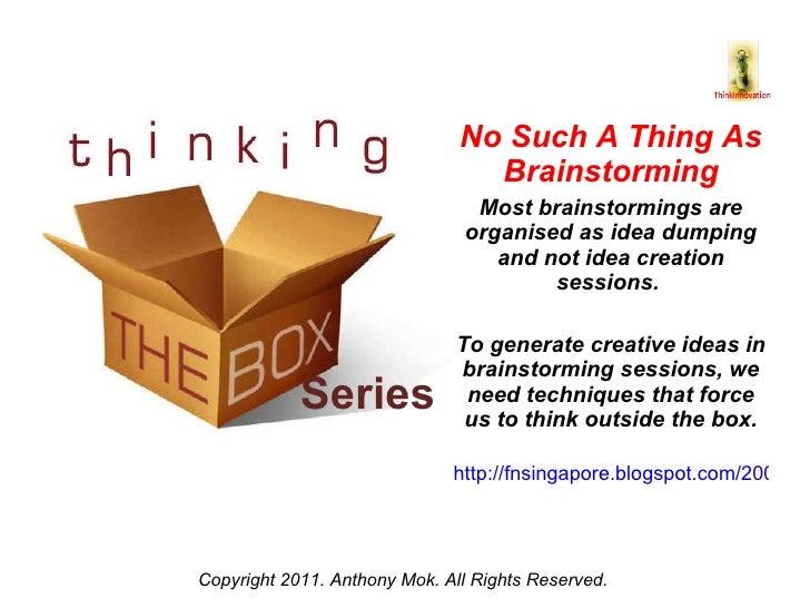 Think innovation issue 4   share - scamper Slide 2